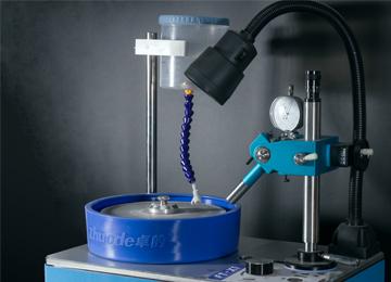 High Precision Faceting Machine